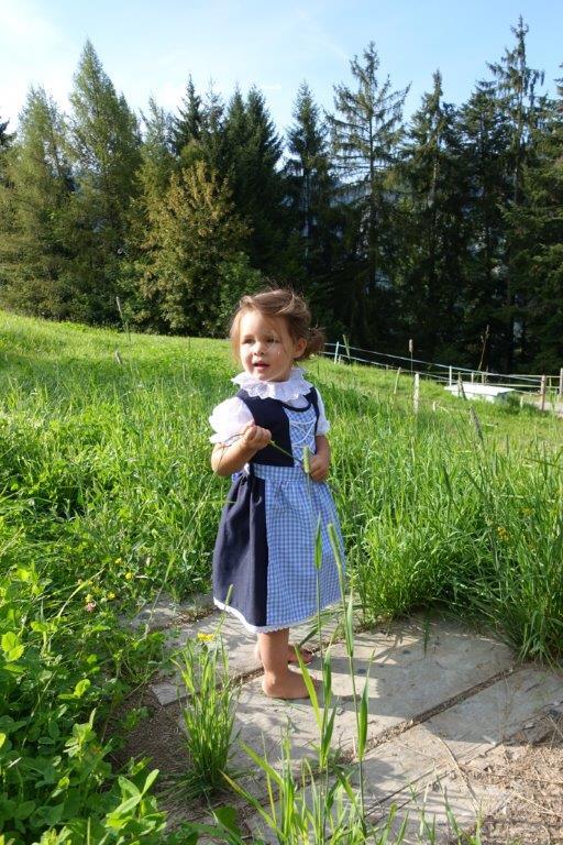 Edelweiss Kleid