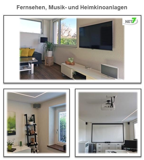 NET 7_Referenz_TV, Musik, Heimkino