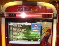 MP3 Umbausatz  für NSM Jukeboxen Firebyrd Fire Wandjukeboxen Cd