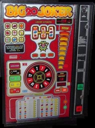 Gelspieler Spielautomaten Ersatzteile