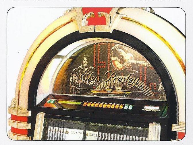 Elvis Presley Jukebox von rock-ola Limited Edition Jukebox