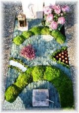 Blautannengrab