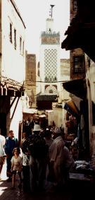 Die Altstadt von Fes