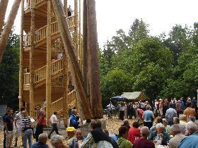 Eröffnungsfest Wiler Turm