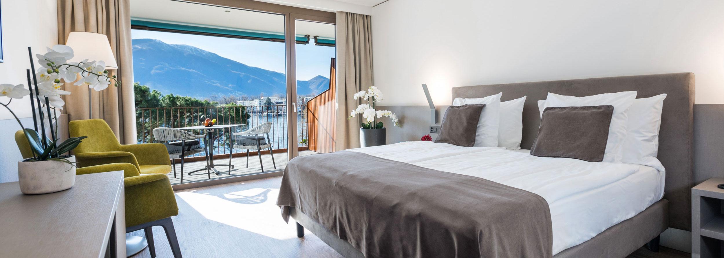 Hotel & Lounge Lago Maggiore - Active lifestyle