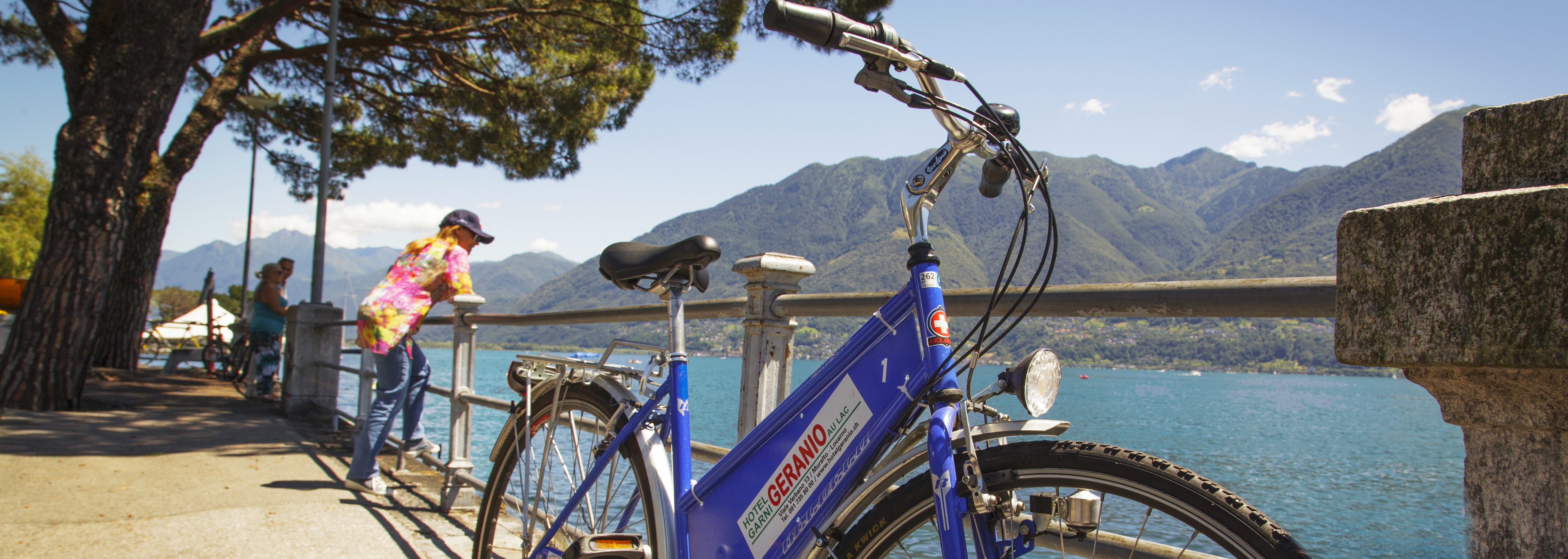Geranio au Lac - Biciclette per i clienti