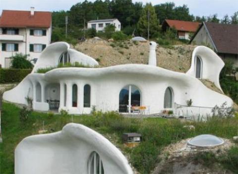 Rundes Haus Home Ideen