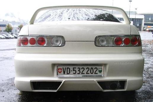 Honda Integra TypR