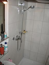 Dusche Zimmer 2