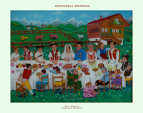 Appenzell Wedding