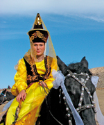 Frauen reisen in Zentralasien, Eisenbahnfahrten, Kultur und Begegnunen in Usekistan und Kirgisien