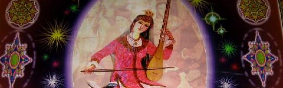 Die uigurische Königin, die Musik sammelte, wird heute noch in hohen Ehren gehalten.