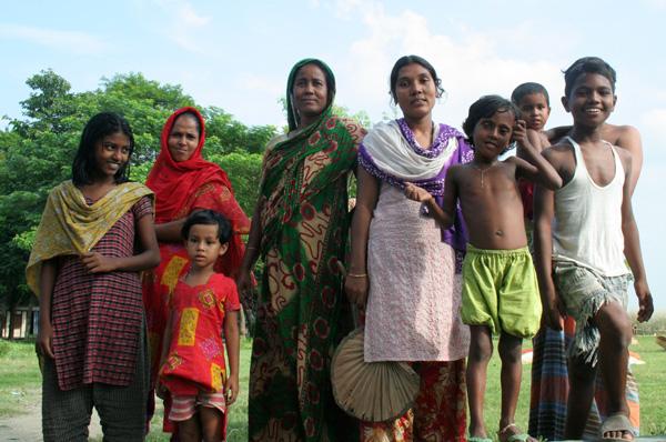 Die Gastfreundschaft der Bangladeschi ist unübertroffen.